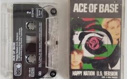 ACE OF BASE - HAPPY NATION gyári magnókazetta