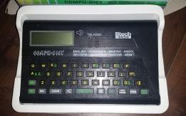 Btech 8020 Compu-Dict angol/német/magyar fordítógép eladó