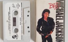 Michael Jackson - BAD gyári magnókazetta
